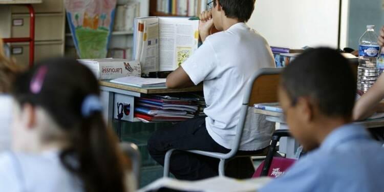 La semaine de 4 jours et demi concernera 20% des élèves en 2013