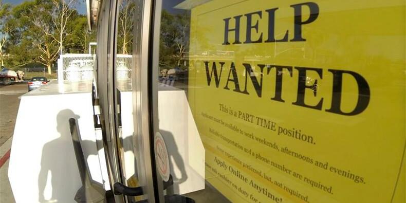 L'emploi moins dynamique qu'attendu en août aux Etats-Unis