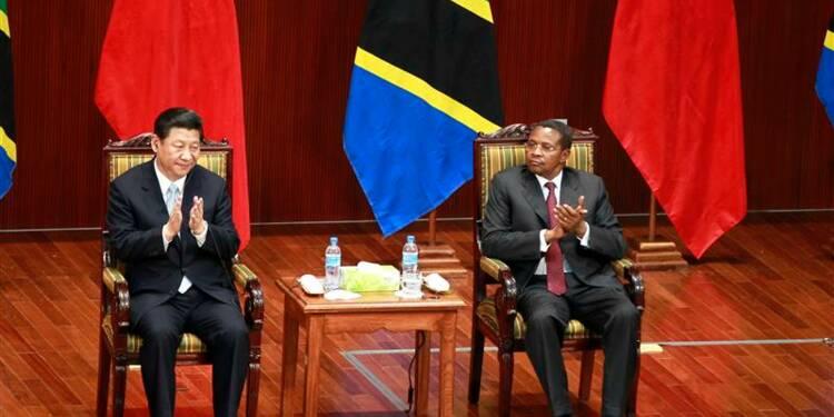 Xi Jinping veut donner une nouvelle image de la Chine en Afrique