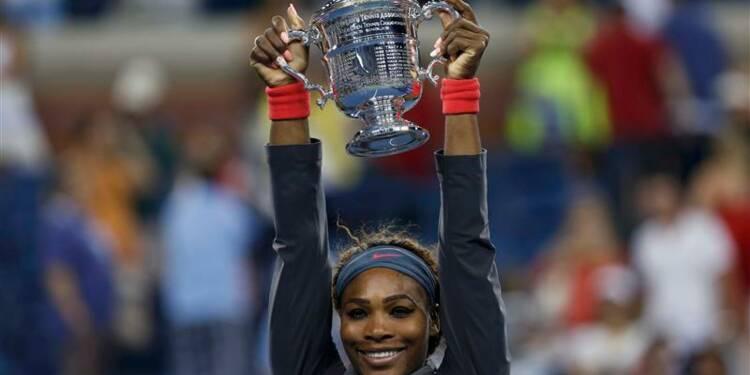 US Open: Serena Williams s'impose pour la cinquième fois