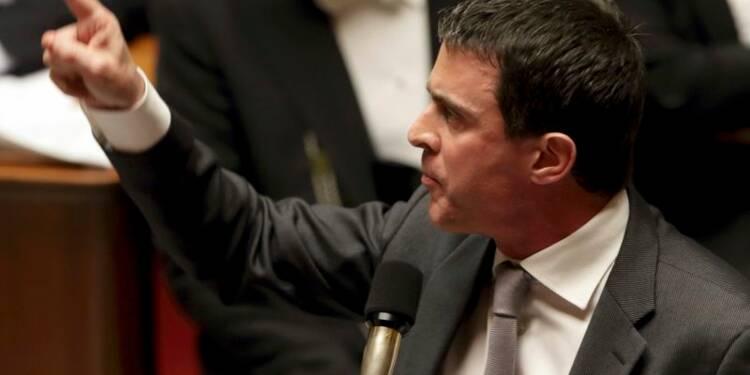Manuel Valls qualifié de petit monsieur par Laurent Wauquiez