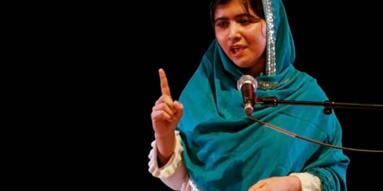 Une jeune Pakistanaise favorite du Nobel de la paix