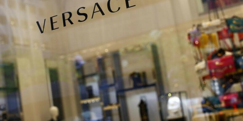 Versace cède 20% de son capital au fonds Blackstone