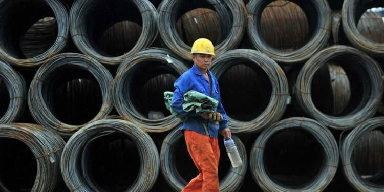 Léger mieux dans le secteur manufacturier en Chine en juillet
