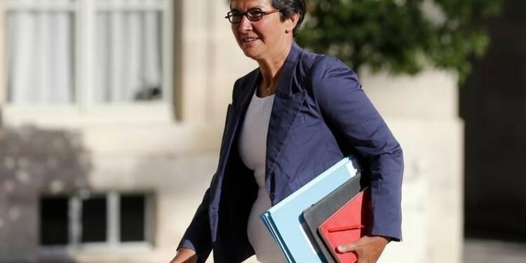 La secrétaire d'Etat Valérie Fourneyron hospitalisée pour un syndrome méningé
