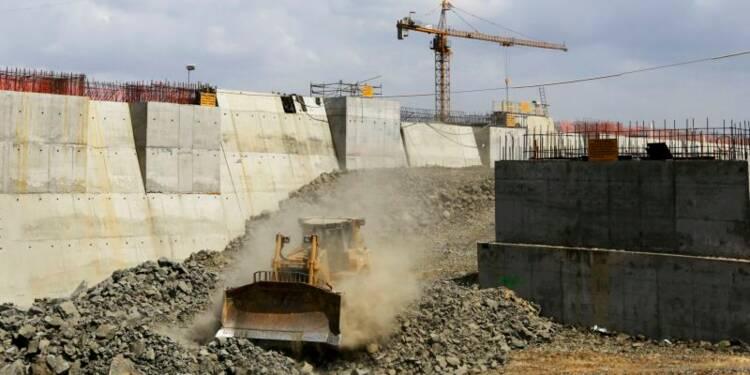 Accord préliminaire pour achever les travaux du canal de Panama