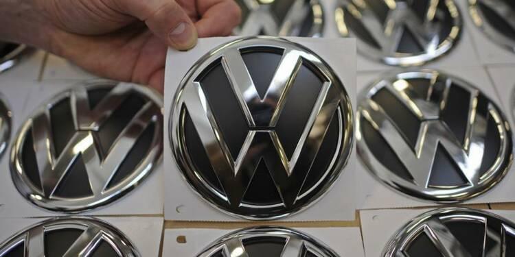 Les ventes de Volkswagen en hausse de 3,8% en octobre