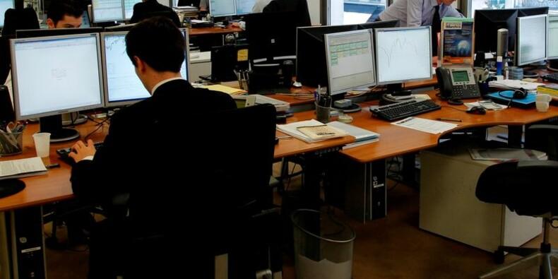 Le nombre d'offres d'emploi cadre monte encore en avril