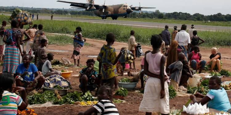 L'Onu approuve l'envoi de 11.800 casques bleus en Centrafrique