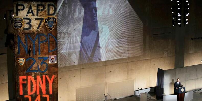 Barack Obama inaugure à Manhattan un musée du 11-Septembre
