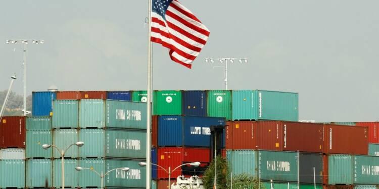 Le déficit commercial des Etats-Unis stable en janvier