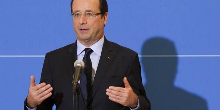 François Hollande, retour sur la scène intérieure