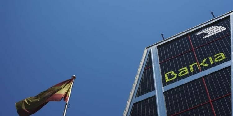 Bankia lance la cession de sa part dans Iberdrola