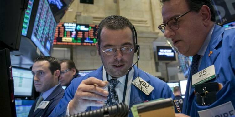 Wall Street vulnérable en cas de mauvaise surprise