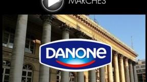 Le titre Danone reste recherché des investisseurs
