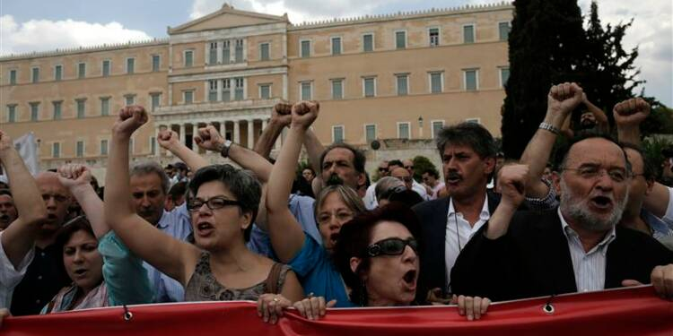 Nouvelle grève en Grèce dans le secteur public