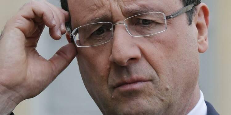 François Hollande face à l'obligation d'un rebond