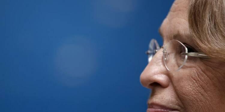Michèle Alliot-Marie conduira une liste UMP aux européennes