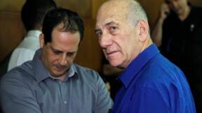 Ehud Olmert condamné à six ans de prison en Israël