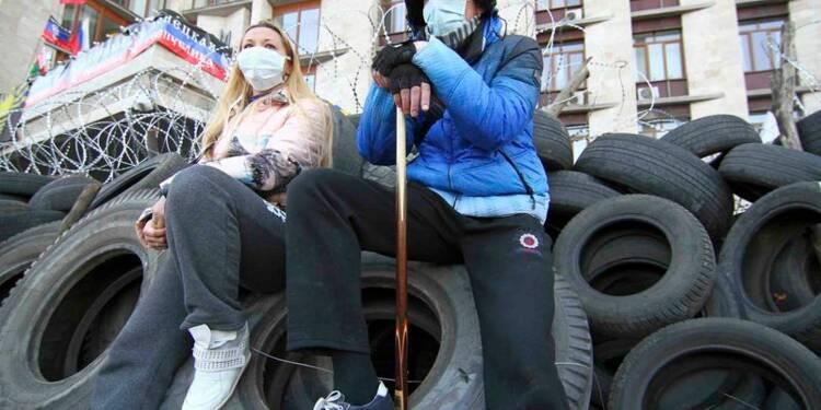 Moscou met en garde l'Ukraine contre un risque de guerre civile