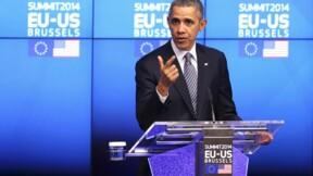Barack Obama invite l'UE à réduire sa dépendance au gaz russe