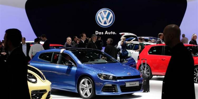 Les ventes de la marque VW en hausse de 0,4% en février
