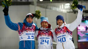 JO: Bjoerndalen remporte le 10km sprint de biathlon, Fourcade 6e