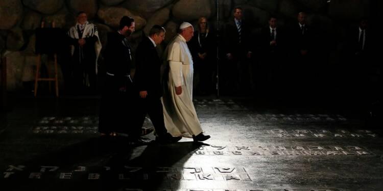 Le pape conclut sa tournée par une journée chargée à Jérusalem