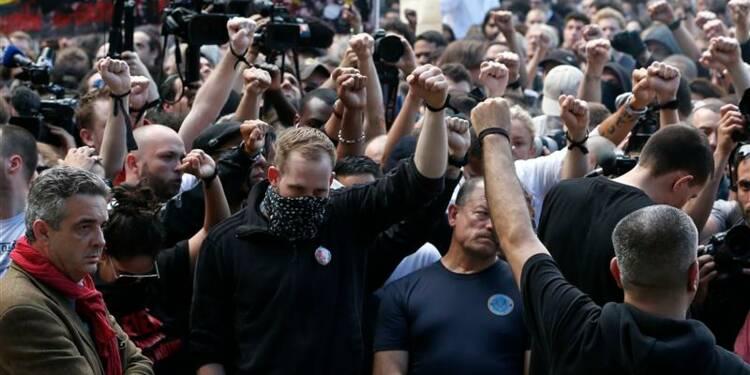 Quatre interpellations après l'agression d'un militant de gauche