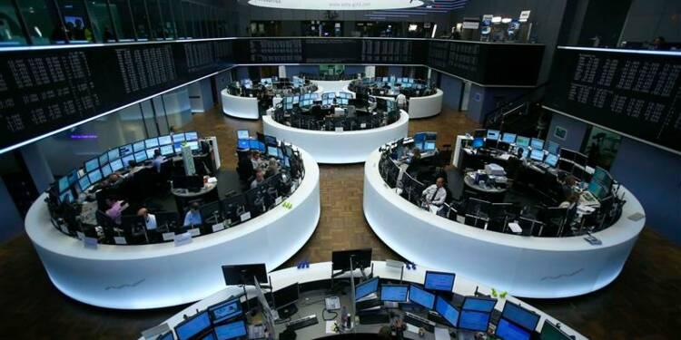 Les Bourses européennes accroissent leurs gains à la mi-séance