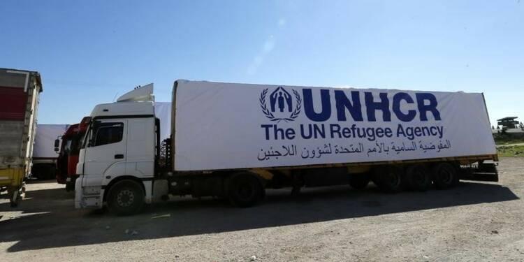 Les agences humanitaires taxent l'Onu d'inefficacité en Syrie
