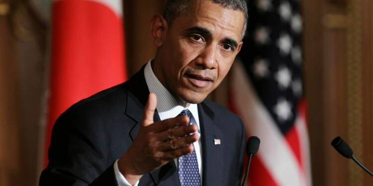 De nouvelles sanctions contre Moscou sont prêtes, avertit Obama