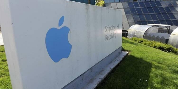 Apple échappait à l'impôt en Irlande depuis le début
