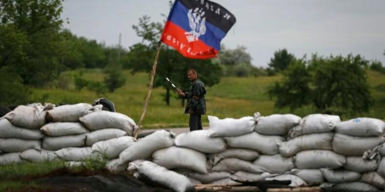 Kiev parle de 300 morts chez les rebelles ukrainiens