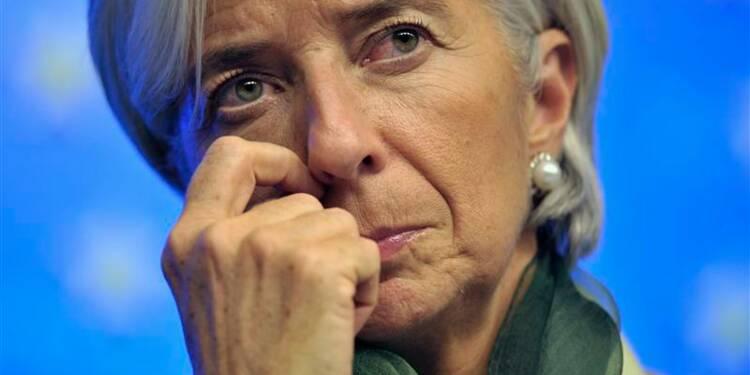 Perquisitions chez Lagarde à Paris dans l'affaire Tapie
