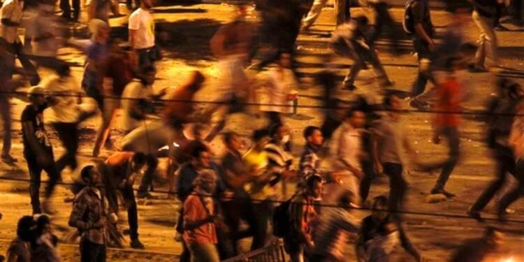 Plus de 50 morts dans des heurts à travers l'Egypte