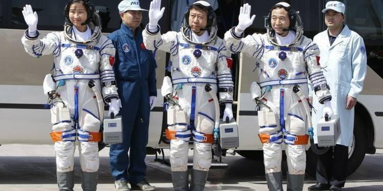 La Chine s'apprête à lancer un nouveau vol spatial habité