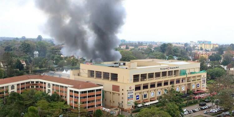 Une fusillade entendue au centre commercial de Nairobi