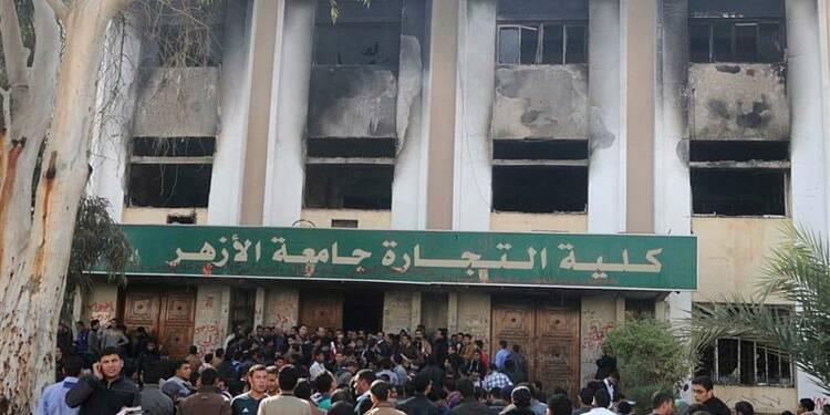 Un mort dans de nouveaux heurts à l'université Al Azhar du Caire
