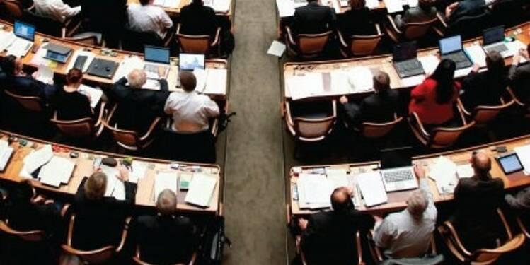 Les femmes plus nombreuses dans les parlements