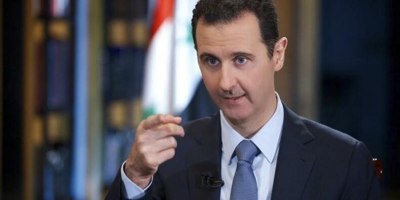 Assad exclut toute discussion sur un éventuel départ