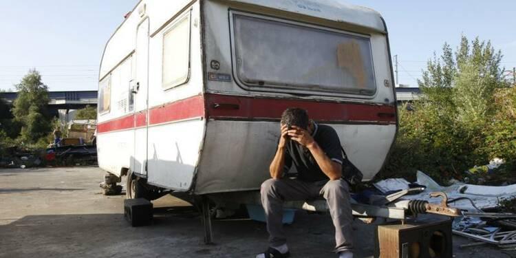 93% des Français jugent que les Roms s'intègrent mal