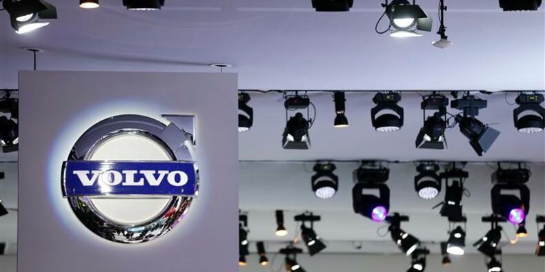 Volvo annonce 4.400 suppressions de postes