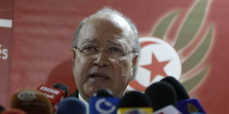Le président de la Constituante tunisienne suspend ses travaux