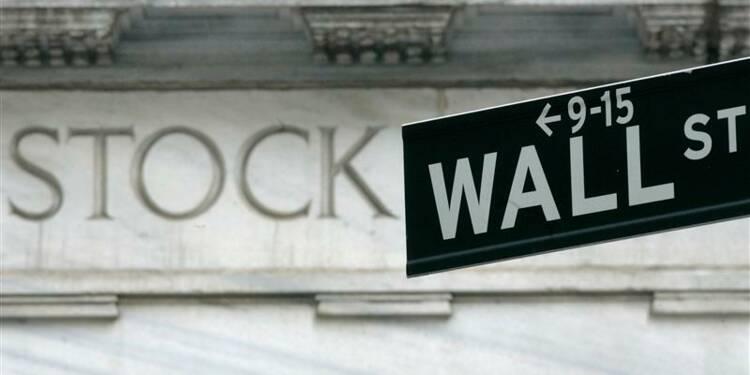 Wall Street en baisse, inquiétudes sur la Fed