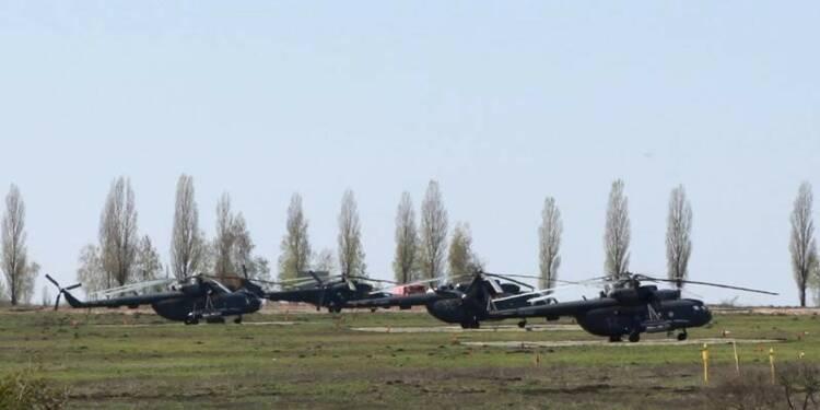 L'Otan confirme un retrait partiel russe près de l'Ukraine