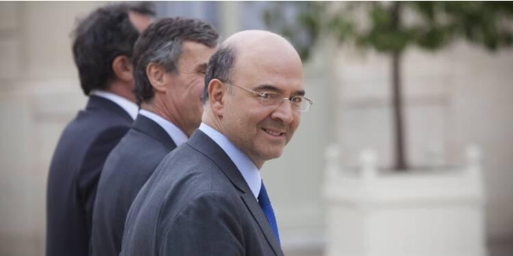 """Pierre Moscovici se dit """"très sensible au ras-le-bol fiscal"""""""