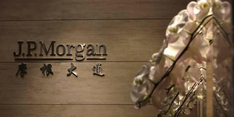 Démission d'un banquier chinois de JPMorgan sur fond d'enquête