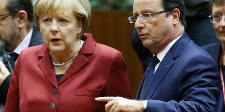 Paris, Berlin proposent une sortie de crise sur les écoutes NSA