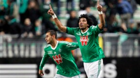 Ligue 1: l'AS Saint-Etienne fond sur Lille et la troisième place